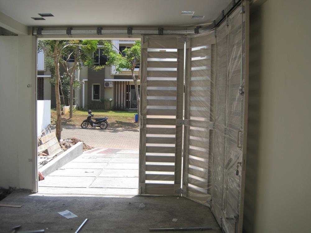 Joko Wina Pintu Garasi Agen Penjualan dan Pemasangan